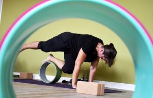 Was ist ein Yoga-Wheel?