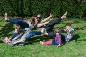 Workshop am 4.11.2018: Familien-Yoga mit Nina Raulf